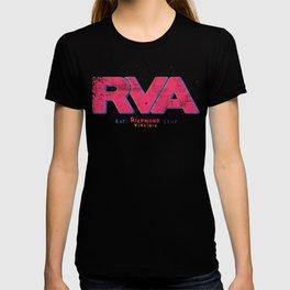 Rva Logo | ' Graffiti Style ' T-shirt