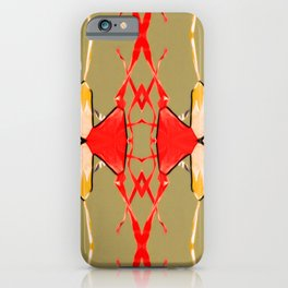 Caballero Simple de Amor iPhone Case