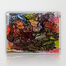 Watercolor Illusion  Laptop & iPad Skin