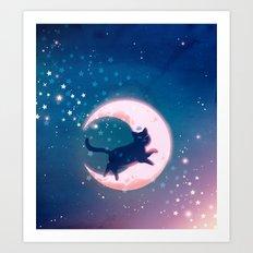 My Gigi Star Art Print