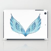 angel wings iPad Cases featuring Angel Wings by eARTh
