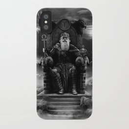 IV. The Emperor  iPhone Case