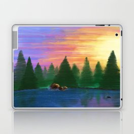 Serenity Laptop & iPad Skin