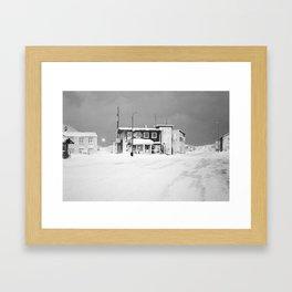 Kaffi Klara Framed Art Print
