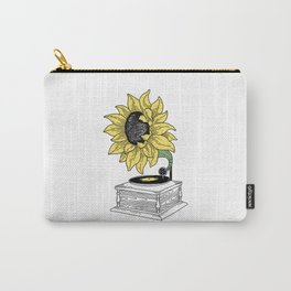 Singing in the sun Carry-All Pouch
