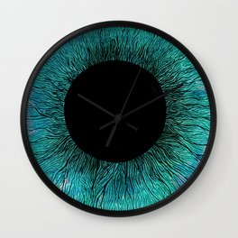 E Y E Wall Clock