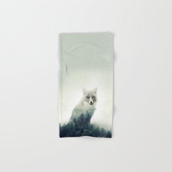 Fox, Forest Animal, Woodlands, Wilderness Hand & Bath Towel