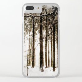 If Winter comes Clear iPhone Case