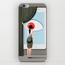 smart home iPhone Skin