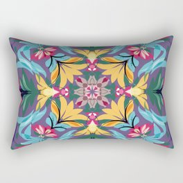 Bug deco 2b Rectangular Pillow