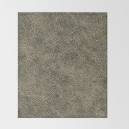 Concrete Throw Blanket