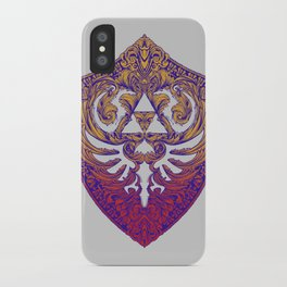 Hylian Victoriana iPhone Case