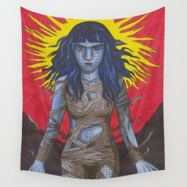 She Is Real Wall Tapestry