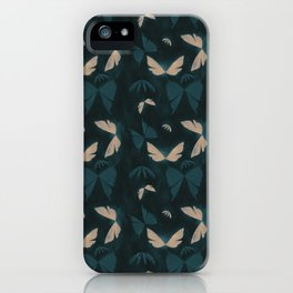 Pixie Wings iPhone Case