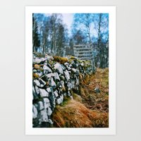 Walls - Nydoa Photography Art Print