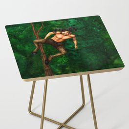 Pole Creatures - Faun Side Table