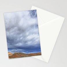Red Mountain Open Space Stationery Cards