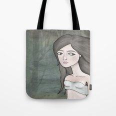 lili remix, plain. Tote Bag