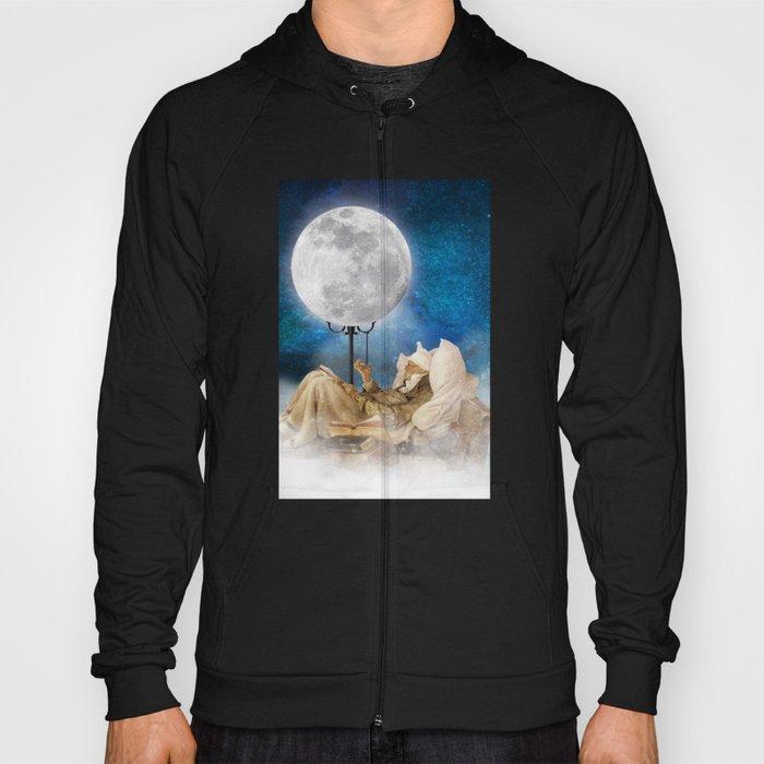 Good Night Moon Hoody