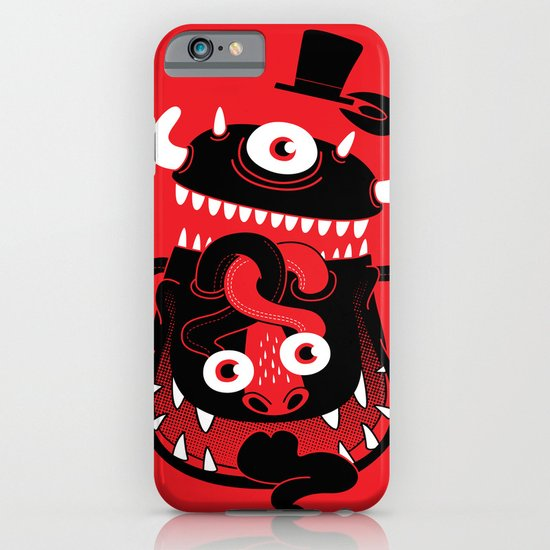 Mister Monster iPhone & iPod Case