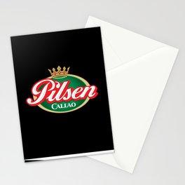 Cerveza Pilsen Callao Stationery Cards