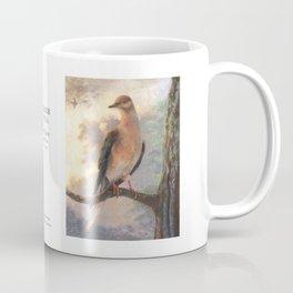 Passenger Pigeon - Martha Finds Her Flock  Coffee Mug