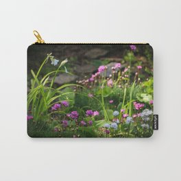 Amongst The Flowers Carry-All Pouch