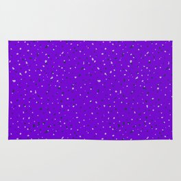 Speckles II: Purple Rug