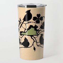 Virginia - State Papercut Print Travel Mug