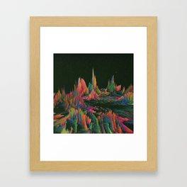 MGKLKGD Framed Art Print