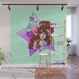 decora senshi sailor jupiter Wall Mural