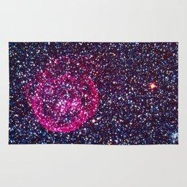 N70 Superbubble Nebula Rug