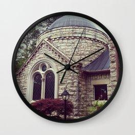 Holy Light Wall Clock