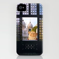 Laughing Gnome  in Venice Slim Case iPhone (4, 4s)