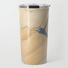 Collapsed Travel Mug