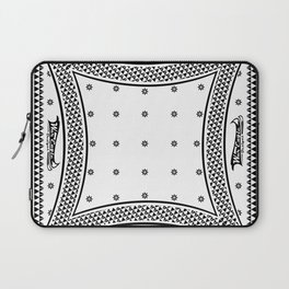 Morning Star (White) Laptop Sleeve