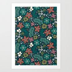 Secret Meadow Art Print