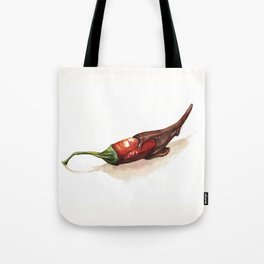 Chocolate Covered Pepper Tote Bag