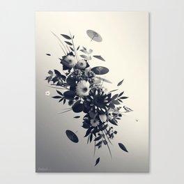 Décembre Canvas Print