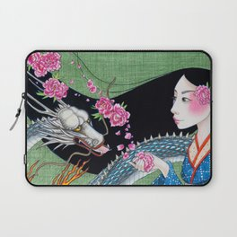 Ancient Whispers Laptop Sleeve