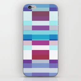 Don't Put Me In A Box, Wait those boxes look good together iPhone Skin