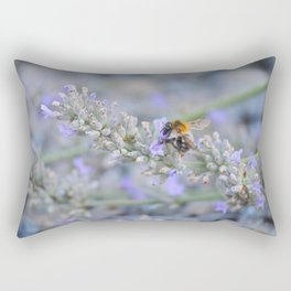 Honey Bee Rectangular Pillow