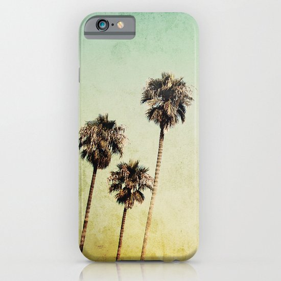 Palm Trees 2 iPhone & iPod Case