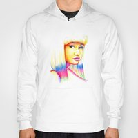 nicki Hoodies featuring Nicki by Jaimie