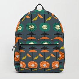 Modern floral decor Backpack