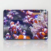 nemo iPad Cases featuring Nemo by Arielle Walker