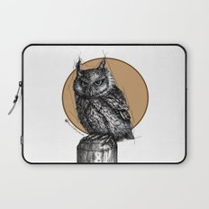 Owl sun Laptop Sleeve