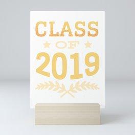 Final year 2019 award Mini Art Print