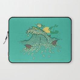 Surfin' Soundwaves Laptop Sleeve