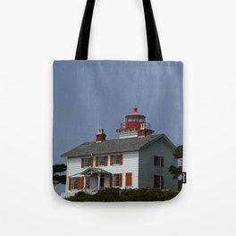 Yaquina Bay Ligthhouse Tote Bag